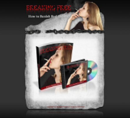 Pay for Breaking Free  Minisite Graphics and Content with  PLR