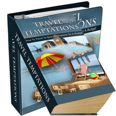 Pay for Travel Temptations with PLR
