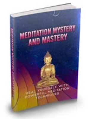 Pay for Meditation Mystery And Mastery PDF Ebook with MRR