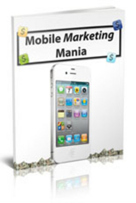 Pay for Mobile Marketing Mania with MRR