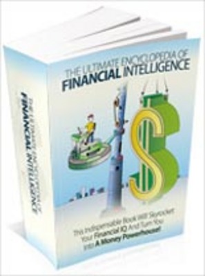 Pay for The Ultimate Encyclopedia Of Financial Intelligence with MRR