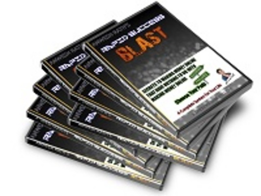 Pay for Rapid Success Blast Instruction Video with MRR