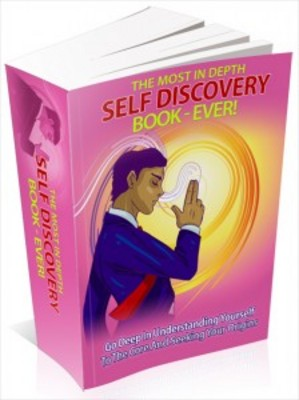 Pay for The Most In Depth Self Discovery Book  with MRR