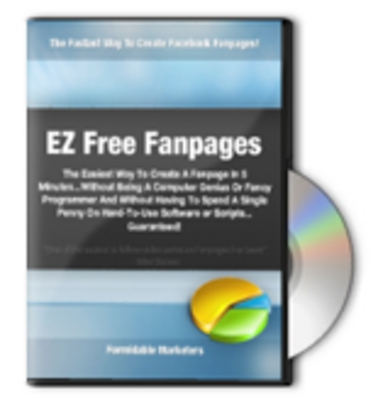 Pay for EZ Free Fanpages with Master Resell Rights