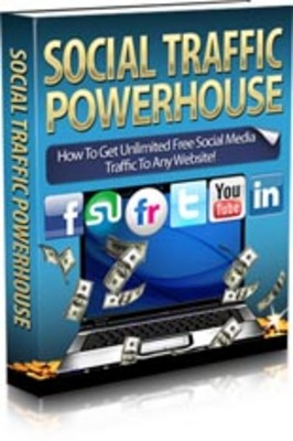 Pay for Social Traffic Powerhouse with Master Resell Rights