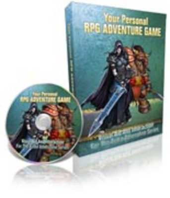 Pay for Personal RPG Adventure Game with MRR