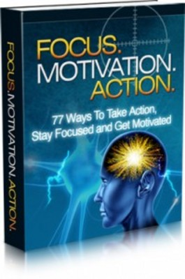 Pay for Focus. Motivation. Action. with Master Resell Rights