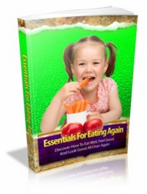 Pay for Essentials For Eating Again with Master Resell Rights