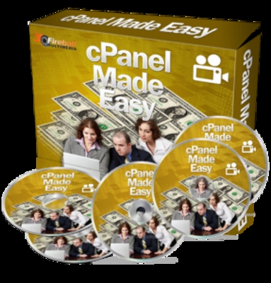 Pay for cPanel Made Easy Instruction Video Set with MRR
