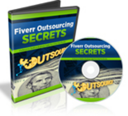 Pay for Fiverr Outsource Secrets Intruction Video
