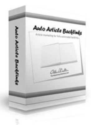 Pay for Auto Article Backlinks with Master Resell Rights