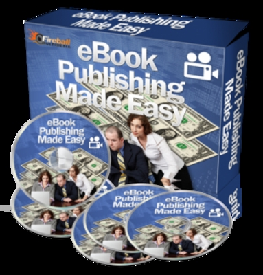 Pay for eBook Publishing Made Easy  Instruction Videos with MRR