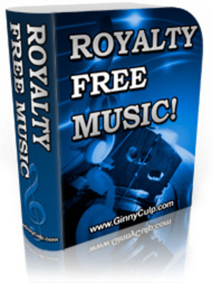 Pay for 100 Royalty Free Music Loops- Royalty Free Music with PLR