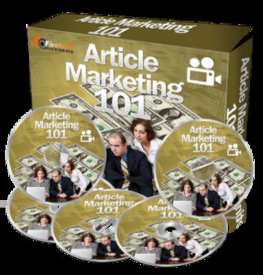 Pay for Article Marketing 101 Instruction Video