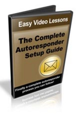 Complete Autoresponder Setup Guide Video Tutorial