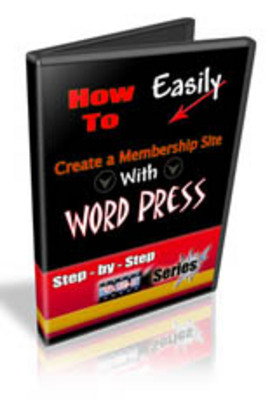 Pay for Create A Membership Site Using WordPress And Free Plugins