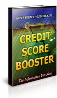 Pay for Credit Score Booster-Brandable Unrestricted PLR Ebook