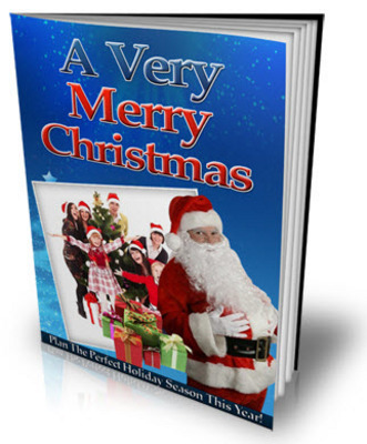 A Very Merry Christmas With Plr