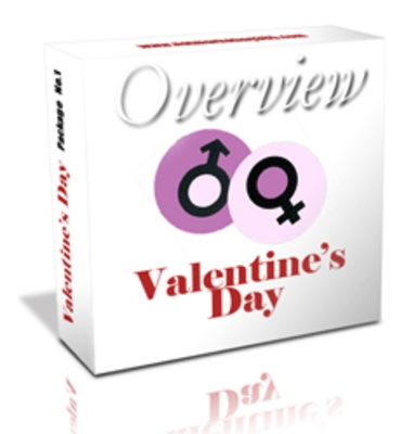 Pay for Valentines Day Overview Article Pack with PLR