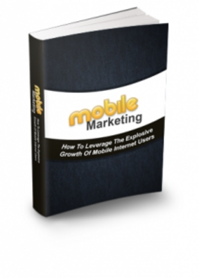 Pay for Mobile Marketing Package with Resell Rights