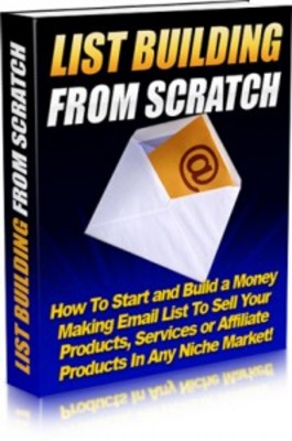 List Building From Scratch With Mrr & Giveaway Rights