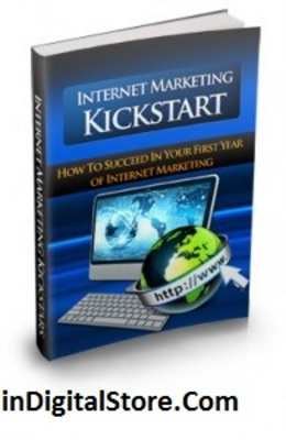Pay for Internet Marketing Kickstart with MRR & Giveaway Rights