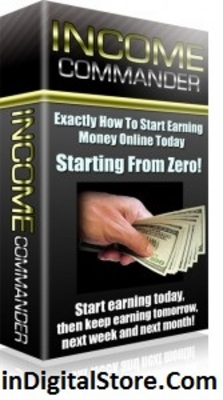 Pay for Income Commander with Master Resell Rights