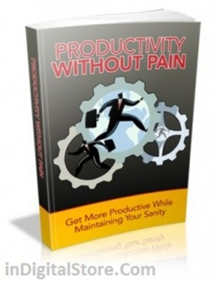 Pay for Productivity Without Pain with MRR & Giveaway Rights