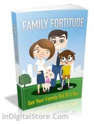 Pay for Family Fortitude with MRR & Giveaway Rights