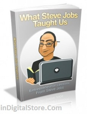 Pay for What Steve Jobs Taught Us with MRR & Giveaway Rights
