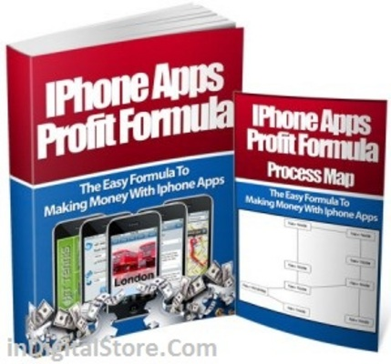 Pay for Iphone Apps Profit Formula with Master Resell Rights