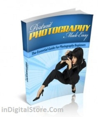 Pay for Portrait Photography Made Easy with MRR & Giveaway Rights