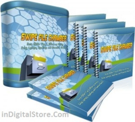 Pay for Swipe File Chamber - Package with MRR
