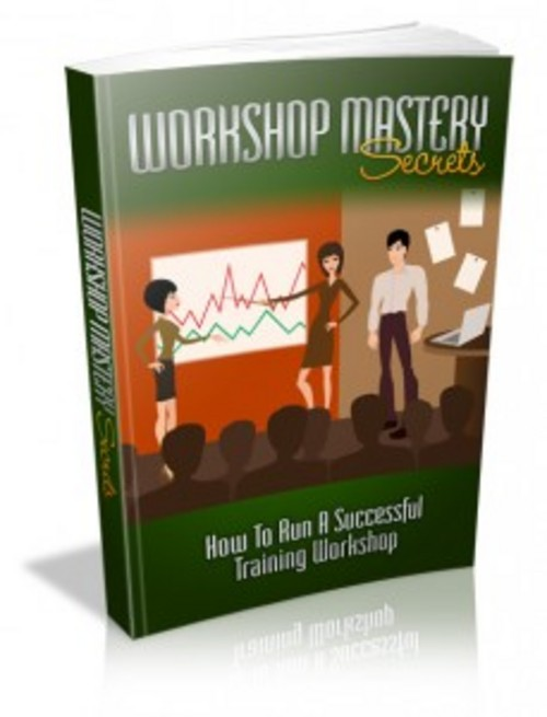 Pay for Workshop Mastery Secrets with Master Resell Rights