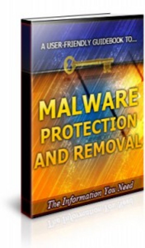 Pay for Malware Protection And Removal - Brandable Ebook with PLR