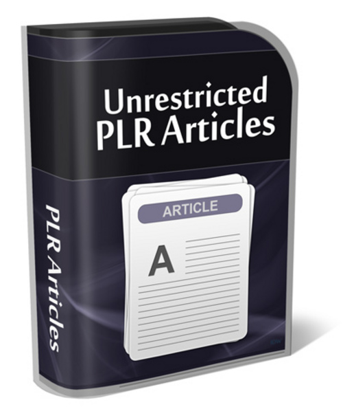 Pay for 10 Motorcycle Articles with PLR