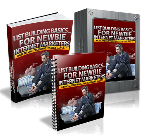 Pay for List Building Basic  For Newbie Internet Marketers with MRR