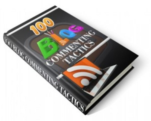 Pay for 100 Blog Commenting Tactics - Ebook with PLR