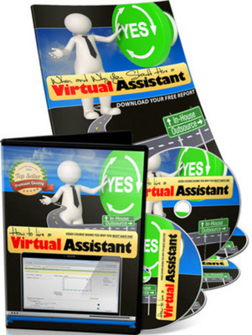 Pay for How To Hire A Virtual Assistant - Instruction Video