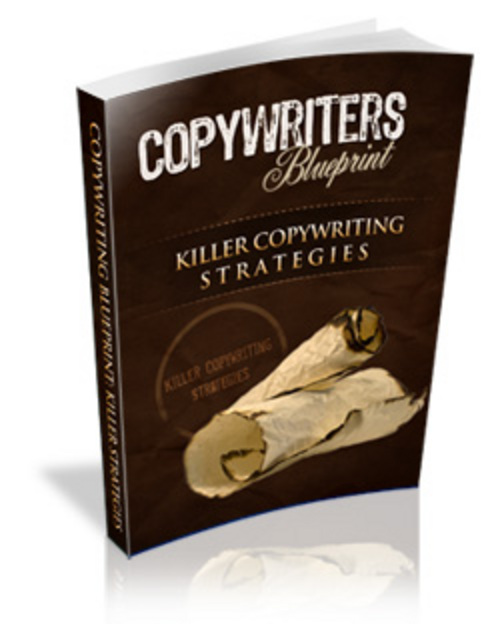 Pay for Copywriters Blueprint - Video, Audio & Pdf Ebook with MRR