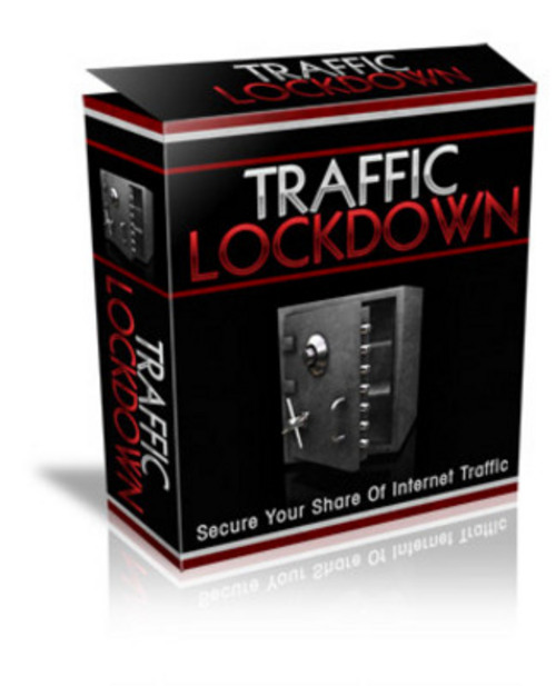 Pay for Traffic Lockdown - Ebook with MRR