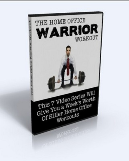 Pay for Home Office Warrior Workout - Instruction Video with MRR