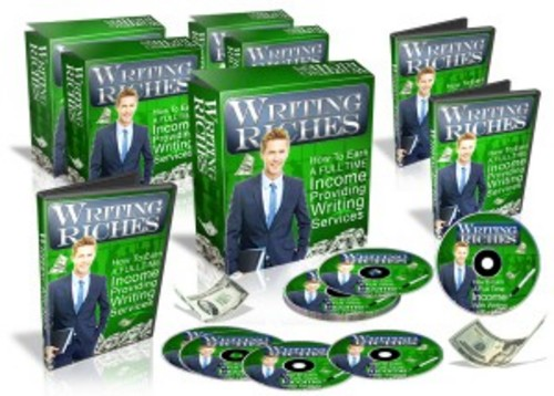 Pay for Writing Riches - Instruction Videos with MRR