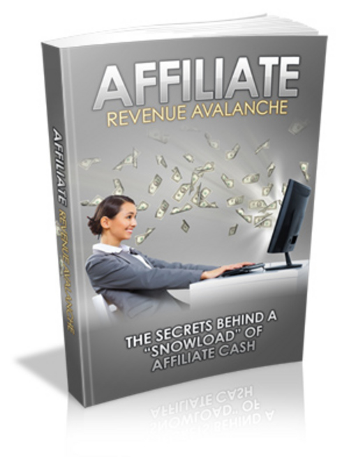 Pay for Affiliate Revenue Avalanche - Ebook with MRR