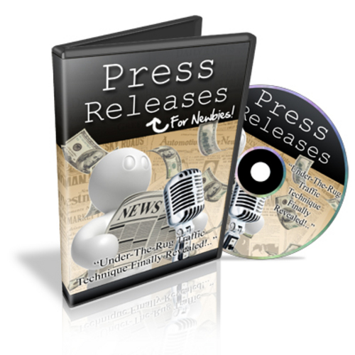 Pay for Press Releases For Newbies - Instruction Video