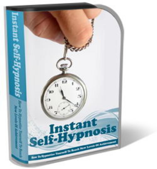 Pay for Self Hypnosis Template Pack - Template