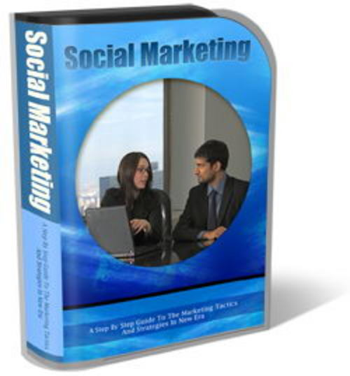 Pay for Social Marketing Template Pack - Template