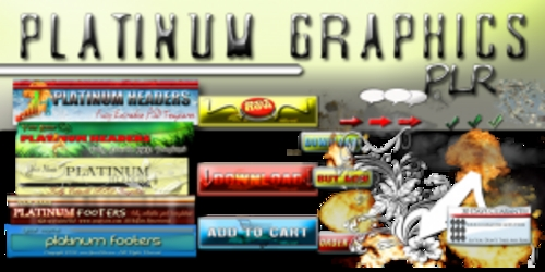 Pay for Platinum Graphics VIP - Graphics with PLR