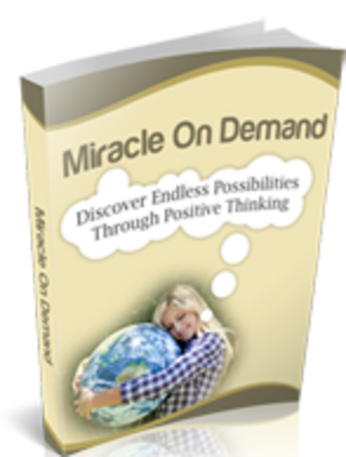 Pay for Miracle On Demand - Ebook with MRR
