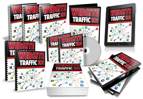 Pay for Website Traffic 101 - Videos & Ebook with MRR
